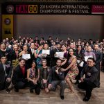 韓国インターナショナルタンゴチャンピオンシップに出場